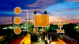 Safety Instrumented Systems Design - background process industry image - eFunctionalSafety