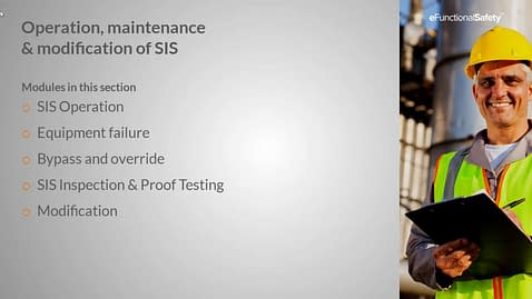 Safety Instrumented Systems FOUNDATION Section 7